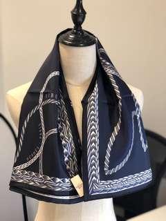 Hermes 90X90 Silk Scarf