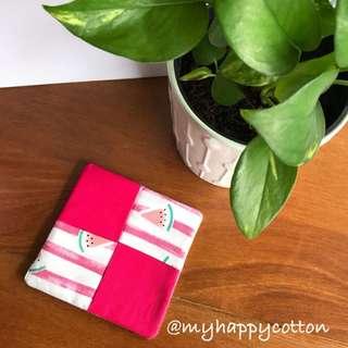 Fabric Coaster
