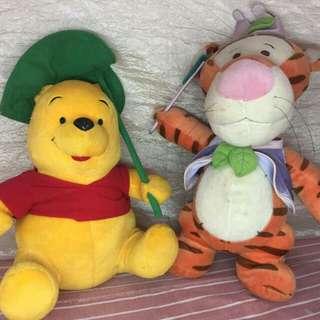 Tiger & Pooh