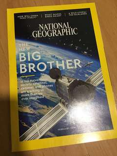 National Geographic- Feb 2018