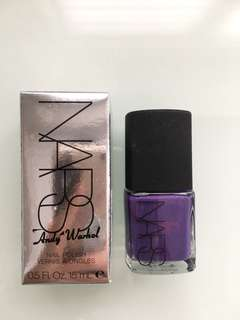Nars New in Box Nail Polish New York Doll
