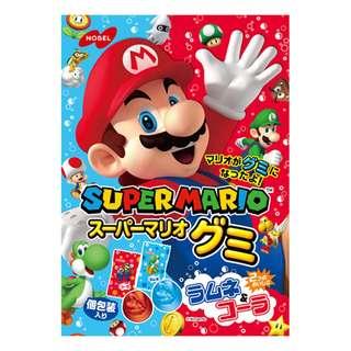 S Store 細舖 超級馬里奧兄弟 Super Mario 波子汽水糖