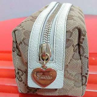Authentic Gucci Pouch