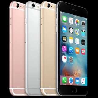 IPHONE 6S PLUS 32GB GARANSI IBOX bisa cicilan tanpa kartu kredit