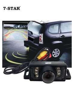 Car Camera - Reverse Rear Car Camera - Van Camera - Truck/Lorry Camera - Vehicle Camera system (7-STAR*)