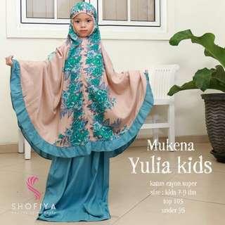 Mukena Anak (Yulia Kids)