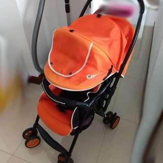 Preloved Combi Pram/Stroller