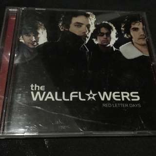 THE WALLFLOWERS - Red Letter Days