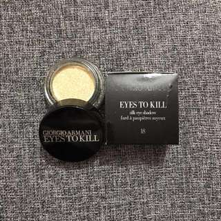 Giorgio Armani Eyes To Kill Eye Shadow #18 4g