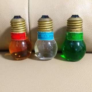 燈泡型酒20%vol,30ml