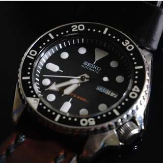 Seiko SKX007 K1 Mint Condition!