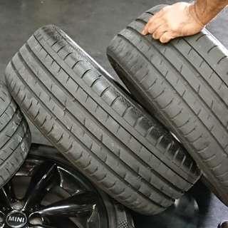 CSC3 Tyres