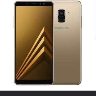 SEALED Samsung Galaxy A8 (2018)