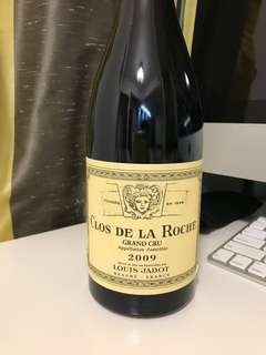 Louis Jadot Clos De La Roche Grand Cru 2009, good vintage