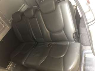 Backseat for van (Van Sofa)