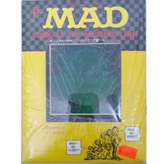 Collectible: RED Beam MAD Hologram