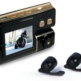 B04《FLY YONE 》MP07 720HP HD雙鏡頭機車行車記錄器