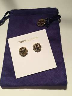 Tory Burch Earrings (with dust bag)
