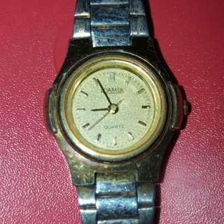 ROAMER 罗马女装石英錶