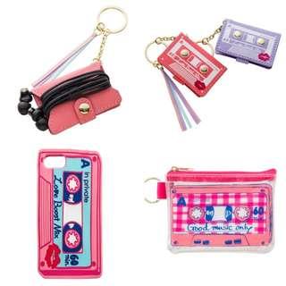 日本PLAZA限定PINKNIC粉紅系列