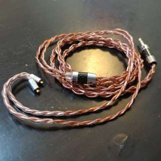 Effect Audio Ares II+ MMCX IEM Cable