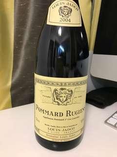 Louis Jadot Pommard 1er Cru Les Rugiens 2004, JR 17