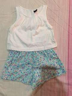 Gap Romper Shorts