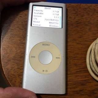 Ipod 2nd Gen