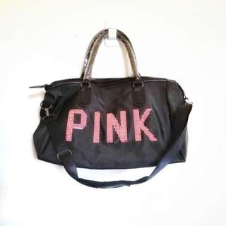 PO Victoria Secret Travel Bag