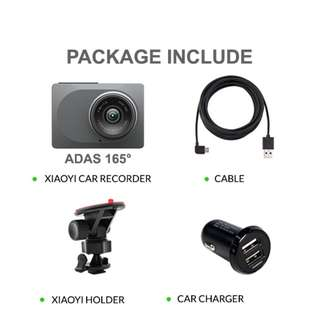 Xiao Yi Dash Cam 1 Year Warranty