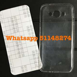 Samsung A8 保護套 手機套 電話套