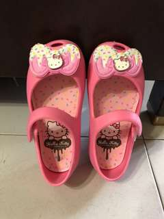 Preloved Hello Kitty Girl cover Shoes