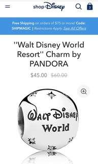 Pandora 美國迪士尼限定charm