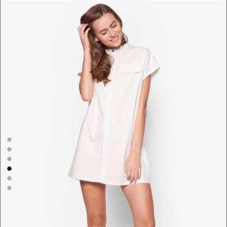 Something borrowed 襯衫連身裙