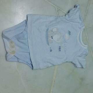 Baju Baby mothercare 12-18m