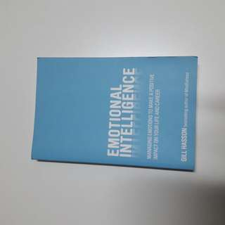 non fiction Book Emotional Intelligence