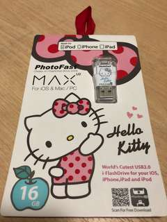 正版 Hello Kitty USB 16GB