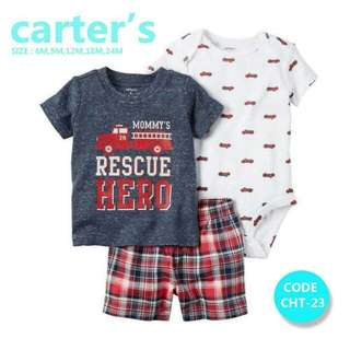 Carter's 3pc Set