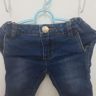 Seluar jeans utk girl