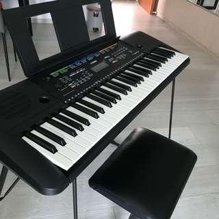 Yamaha Portable Keyboard PSR-E253