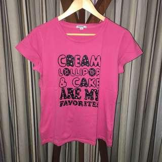 Pink Cute T-Shirt
