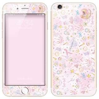 Sailor Moon 美少女戰士I phone 6/7/8 玻璃前加後mon 貼