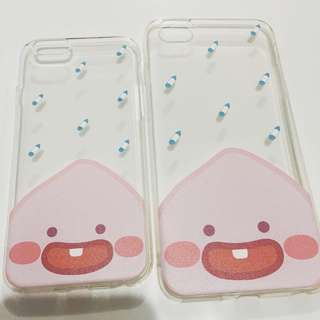 Wanna one Daniel a peach kakaofriends case