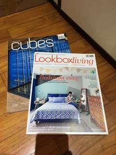 2 x Magazines