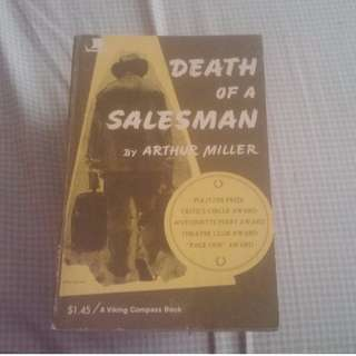 Death of a Salesman by Arthur Miller (70's edition)
