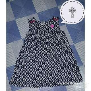 12m carters dress