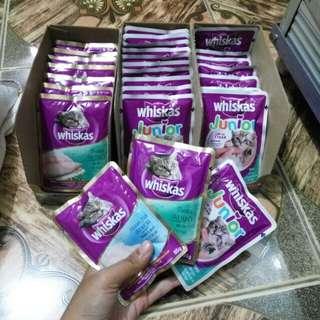 Whiskas sarden #FISIPUNIS
