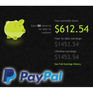 EARN PAYPAL MONEY FOR FREE! IT'S SIMPLE AND EASY!
