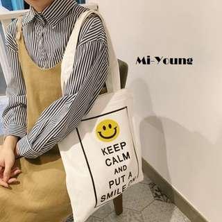 Mi-Young Tote Bag.