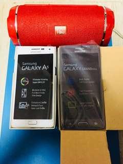 Galaxy A5 and galaxy grand prime